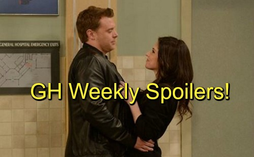 General Hospital (GH) Spoilers: Week of March 14 - Sam and Jason Marriage Trouble - Julian Caught in Conspiracy