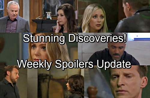 General Hospital Spoilers: Week of April 30 to May 4 – Ruthless Moves, Stunning Discoveries and Risky Deception