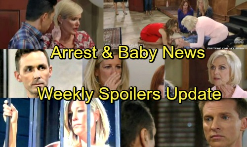 General Hospital Spoilers: Week of May 14 Update – Major Mysteries, Nurses Ball Shockers, Shocking Arrest and Pregnancy News