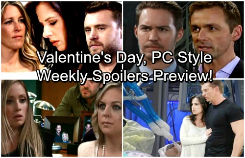 General Hospital Spoilers: Week of February 12-16 – Vicious Showdowns, Hot Romance and New Clues