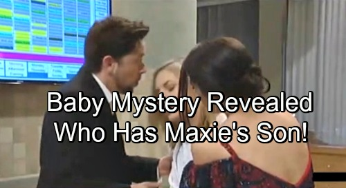 General Hospital Spoilers: Missing Baby Mystery Revealed – Where Is Maxie's Newborn Son?