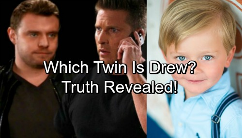 General Hospital Spoilers: Asher McDonell Cast as Young Andrew - Drew Revealed As Billy Miller or Steve Burton Childhood Character