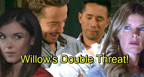 General Hospital Spoilers: Double Willow Bombshell Rocks Nina and Michael – Bio Daughter AND Birth Mom Reveal Game-changer