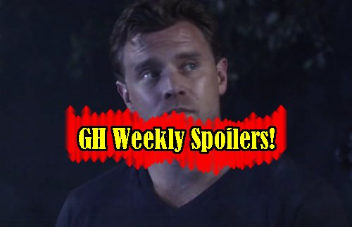 General Hospital Spoilers: Week of Feb 13 - Ava Arrested - Sonny Catches Nelle Scheming - Valentin Corners Lulu