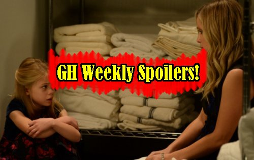 General Hospital Spoilers: Week of Jan 16 – Olivia Mob Boss Debut – Franco Gone - Naxie Wedding – Lulu Spills Truth to Charlotte