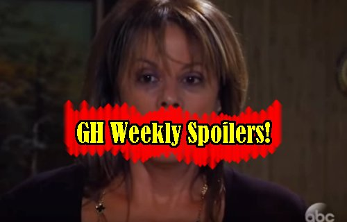 General Hospital Spoilers: Week of January 2 – Alexis Suspect in Tom Kill – Anna Recovers Memories - Nelle and Michael Related?