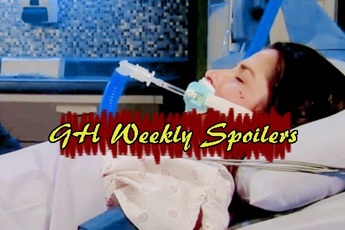 General Hospital Spoilers: Week of March 6 - Griffin In Danger, Liv's Target - Sam Wakes From Coma, Gets Bad News - Custody War, Nora In Mix