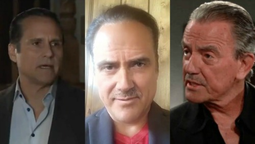 General Hospital Spoilers: Maurice Benard Impersonates The Young and the Restless Eric Braeden - Posts Hilarious Sonny Newman Mashup