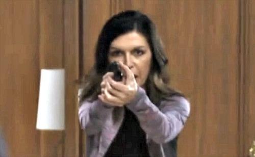 General Hospital Spoilers: Monday, November 6 – Alexis Visits Beaten Julian – Anna Threatens an Intruder – Liz Judges Patient 6