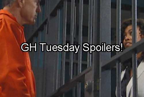 'General Hospital' Spoilers: Morgan Expelled - Curtis Crushes Nina – Nelle Uses Kiki – Claudette Spills Valentin Dirt