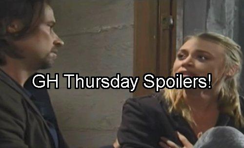 General Hospital Spoilers: Scarlett Fernandez Debuts As Charlotte West - Michael and Dante Break Down – Kiki Sobs to Franco