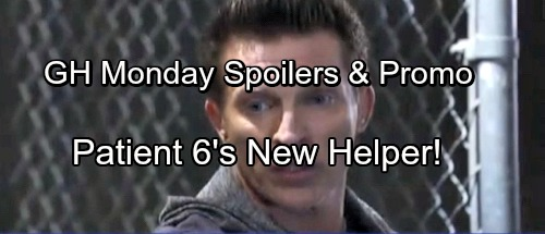 General Hospital Spoilers: Monday, October 16 – Patient 6 Finds New Helper – Franco's Bizarre Nightmare – Sonny's Alarming News