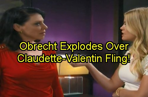 'General Hospital' Spoilers: Explosive Nathan Father Truth Revealed at Last - Dr Obrecht Confronts Claudette Over Valentin