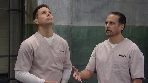 General Hospital Spoilers: Fluke Overpowers Dante, Prison Break Botched, Carly Turns Jason In To Police