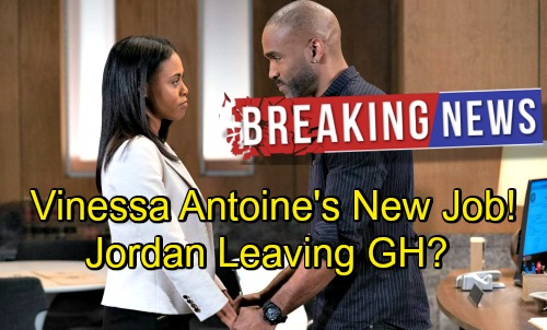 General Hospital Spoilers: Vinessa Antoine Scores Prime-Time TV Role, Jordan's Future On GH Revealed