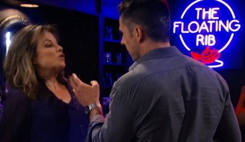 "'General Hospital' Spoilers: Sam and Jason Say ""I Do"" Video - Alexis Goes Overboard at the Wedding – Breakdown Imminent"