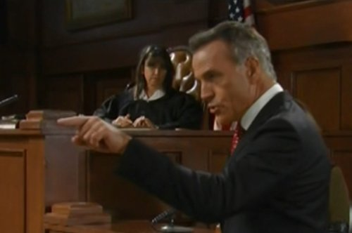 'General Hospital' Spoilers: Dante Finds Clue in Killer Case – Tracy Grieves with Michael – Julian's Trial Ends - Alexis Crumble