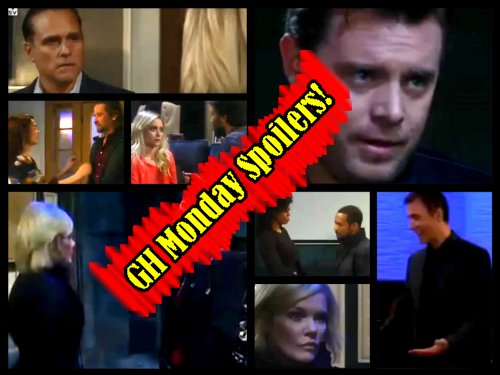 General Hospital Spoilers: Lucy Is Ava Blackmailer, Carly Suspects Morgan Meds - Jason A Suspect - Charlotte Adores Valentin
