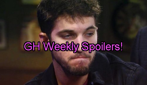 'General Hospital' Spoilers: Week of October 10 - Morgan Missing After Explosion, Dead or Alive - Lulu Embryo News