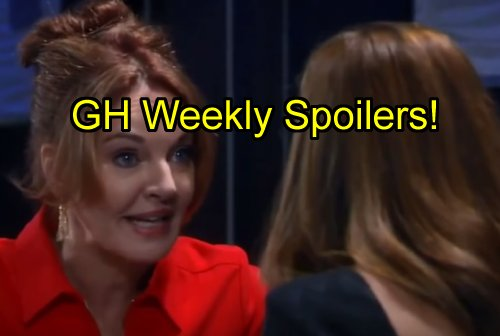 'General Hospital' Spoilers: Claudette Drops Bomb on Nathan – Julian Set Free, Sonny Plots Revenge – Michael Rages at Carly