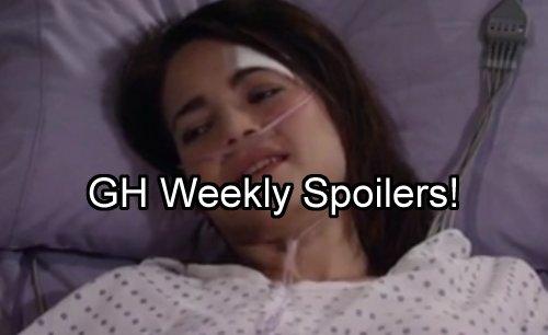 'General Hospital' Spoilers: Week of September 5 – Liz in Crisis – Robert Has Embryo News – Morgan Spirals - Hayden in Trouble