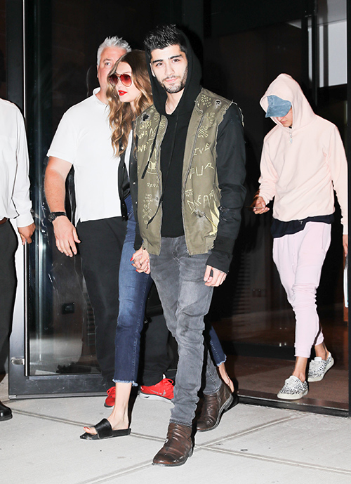 Gigi Hadid Continues To Focus On Supermodel Career As Former 'One Direction' Star Struggles With Anxiety - Regrets Leaving 1D?