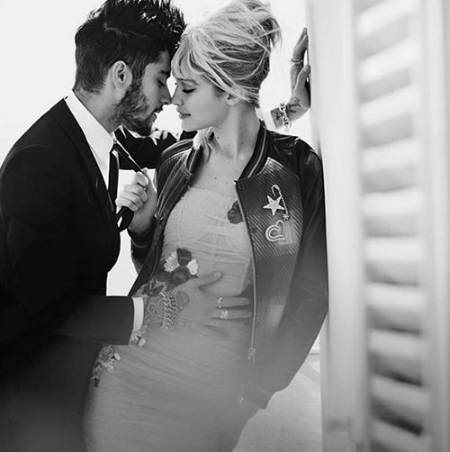 Zayn Malik Cheating On Gigi Hadid – Caught Texting Ex-Girlfriend Perrie Edwards, Break-up Coming Soon