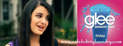 GLEE does Rebecca Black's Friday - Video