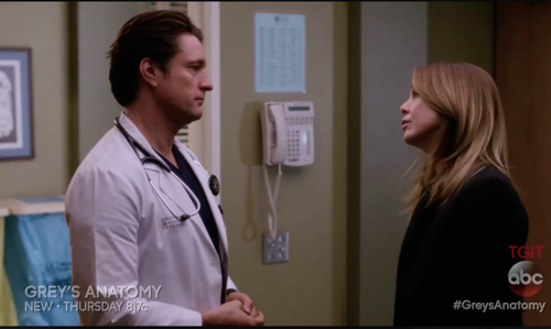"Grey's Anatomy 3/23/17 Recap: Season 13 Episode 17 ""Till I Hear It From You"""