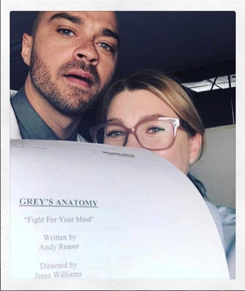 Grey S Anatomy Recap 5 3 18 Season 14 Episode 22 Fight For Your Mind Celeb Dirty Laundry