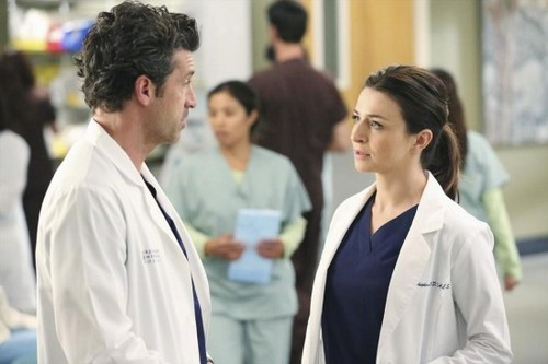 "Grey's Anatomy Recap  ""Could We Start Again, Please?"": Season 11 Episode 7"
