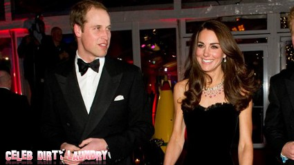 Prince William And Kate Middleton Prepare To Be Kidnapped
