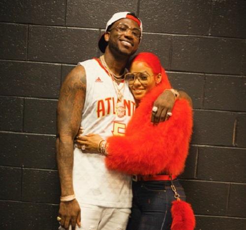 Gucci Mane Engaged: Rapper Proposes To Keyshia Ka'oir At BasketBall Game