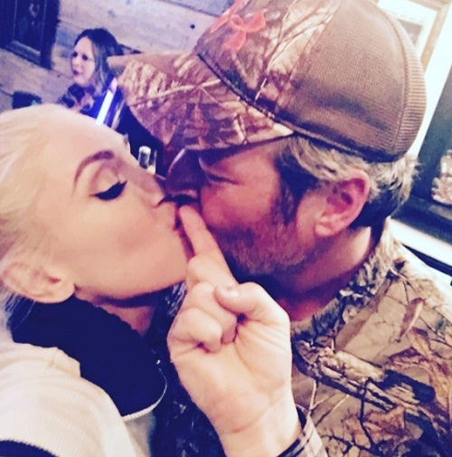 Blake Shelton And Gwen Stefani Ordered To Show More PDA On The Voice After Ratings Drop?