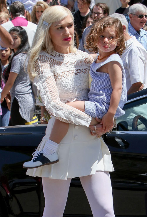 Gwen Stefani Insults Gavin Rossdale New Girlfriend Sophia Thomalla?