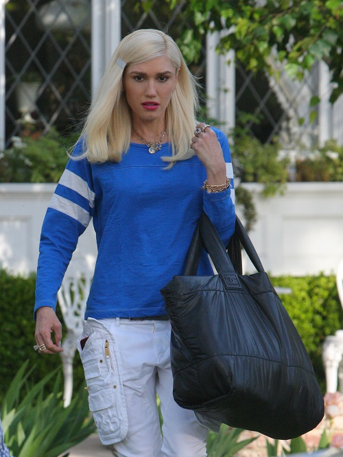 Gwen Stefani New Baby