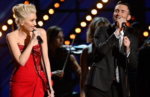 Adam Levine Furious Gwen Stefani Using Blake Shelton to Win 'The Voice' For Team Gwen?