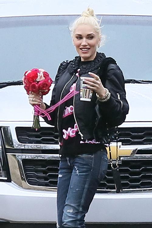 Gwen Stefani and Blake Shelton Already Picking Out Baby Names?
