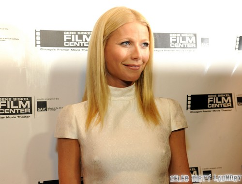 Gwyneth Paltrow Hated and Snubbed By Other Authors At Author's Night In East Hampton - Ghost-Written Cookbook?
