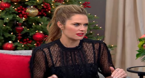 Hallmark Channel News: Maggie Lawson & Paul Green Star In 'Christmas In Evergreen: Tidings Of Joy'