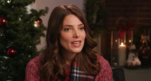 Hallmark Channel News: Ashley Greene & Andrew Walker Star In Christmas On My Mind | Celeb Dirty ...