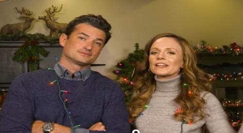Hallmark Channel News: Rachel Boston & Wes Brown Star In 'Check Inn To Christmas'