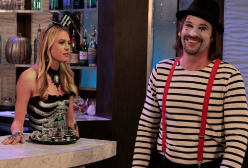 'General Hospital' Spoilers: Halloween Horror at MetroCourt Party - Franco and Jason Face Off and Sonny Spirals Out