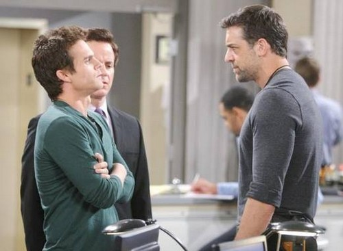 'The Young and the Restless' Spoilers: Detective Mark Harding Using Police Background to Cover Tracks, Murdered Austin?