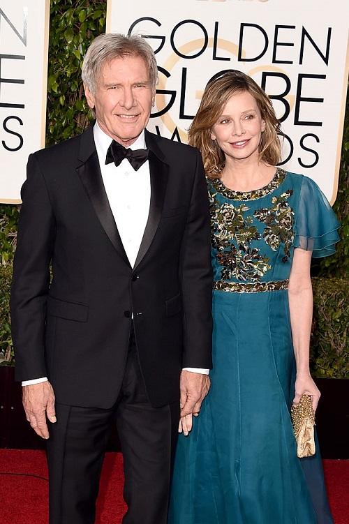Calista Flockhart Feels Older Than Harrison Ford Despite Couple's Huge Age Gap
