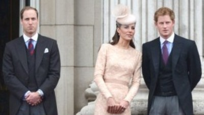 """Kate Middleton And Prince Harry's """"Special Relationship"""" Getting Too Special 0606"""