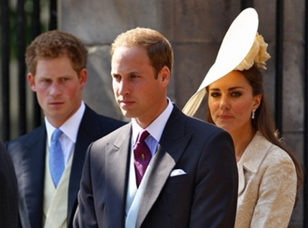Prince Harry Crashes Kate Middleton And Prince William's Anniversary