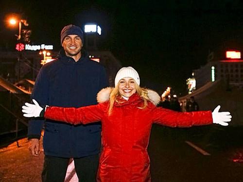 Hayden Panettiere Pregnant With Fiance Wladimir Klitschko's Child - Baby Bump (Photos)