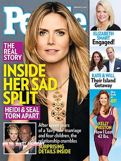 Inside Heidi Klum & Seal's Sad Split (Photo)