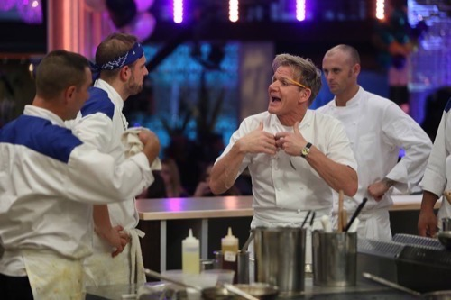 "Hell's Kitchen Recap 5/5/15: Season 14 Episode 10 ""8 Chefs Compete"""